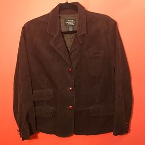 Brown Corduroy blazer Ralph Lauren Polo Jeans Co